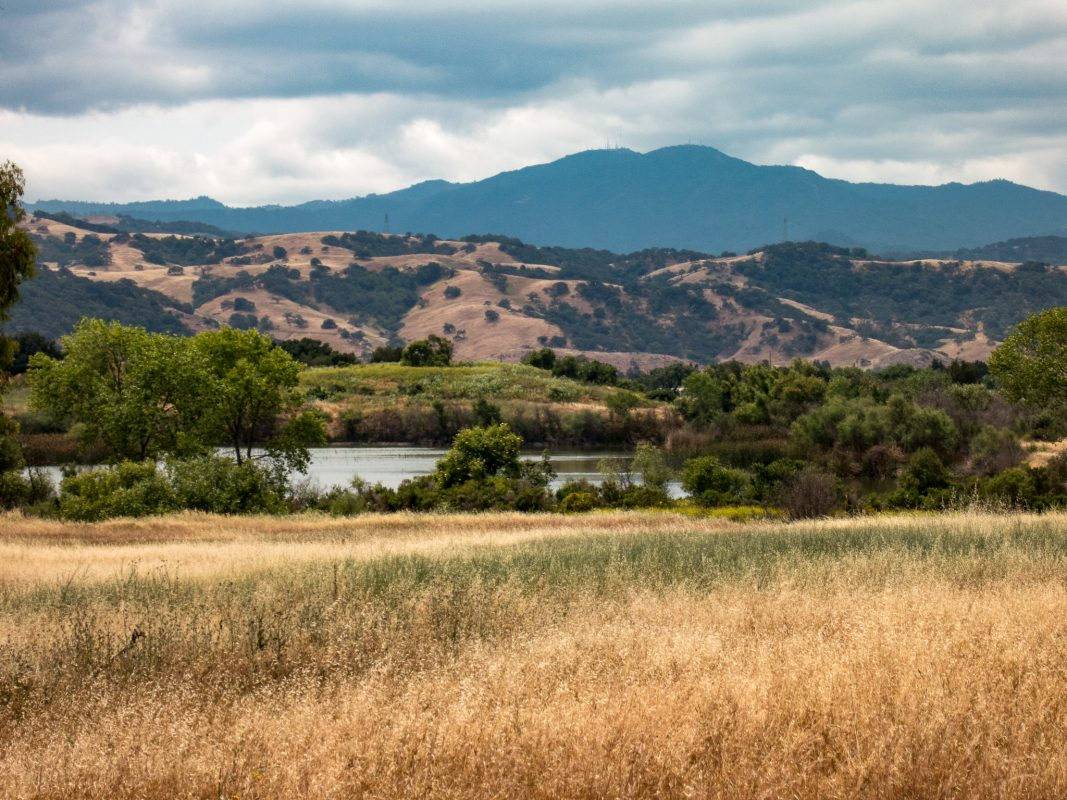 7 Years Cycling: Coyote Valley