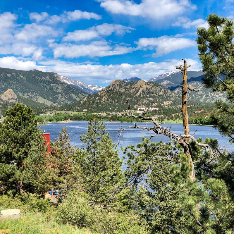 Estes Lake View