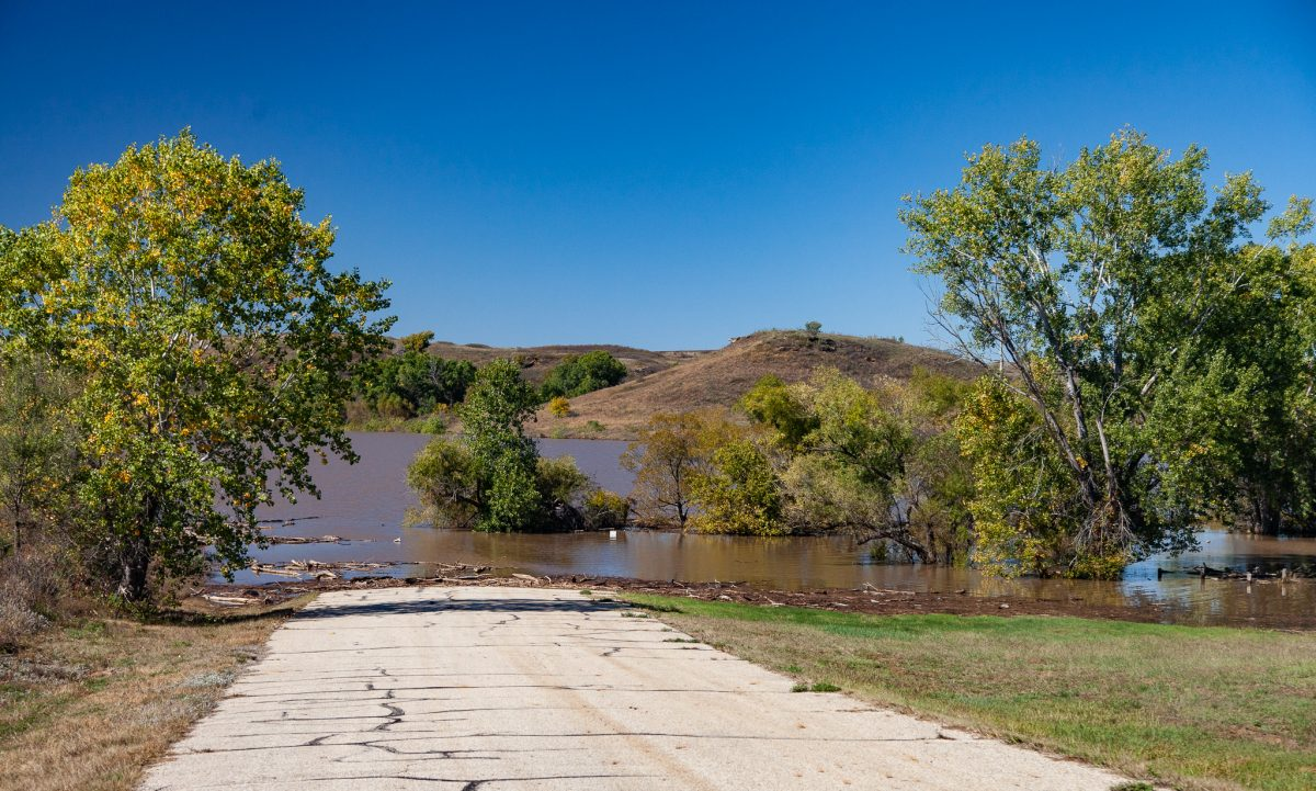 Horsethief Canyon Boat Ramp