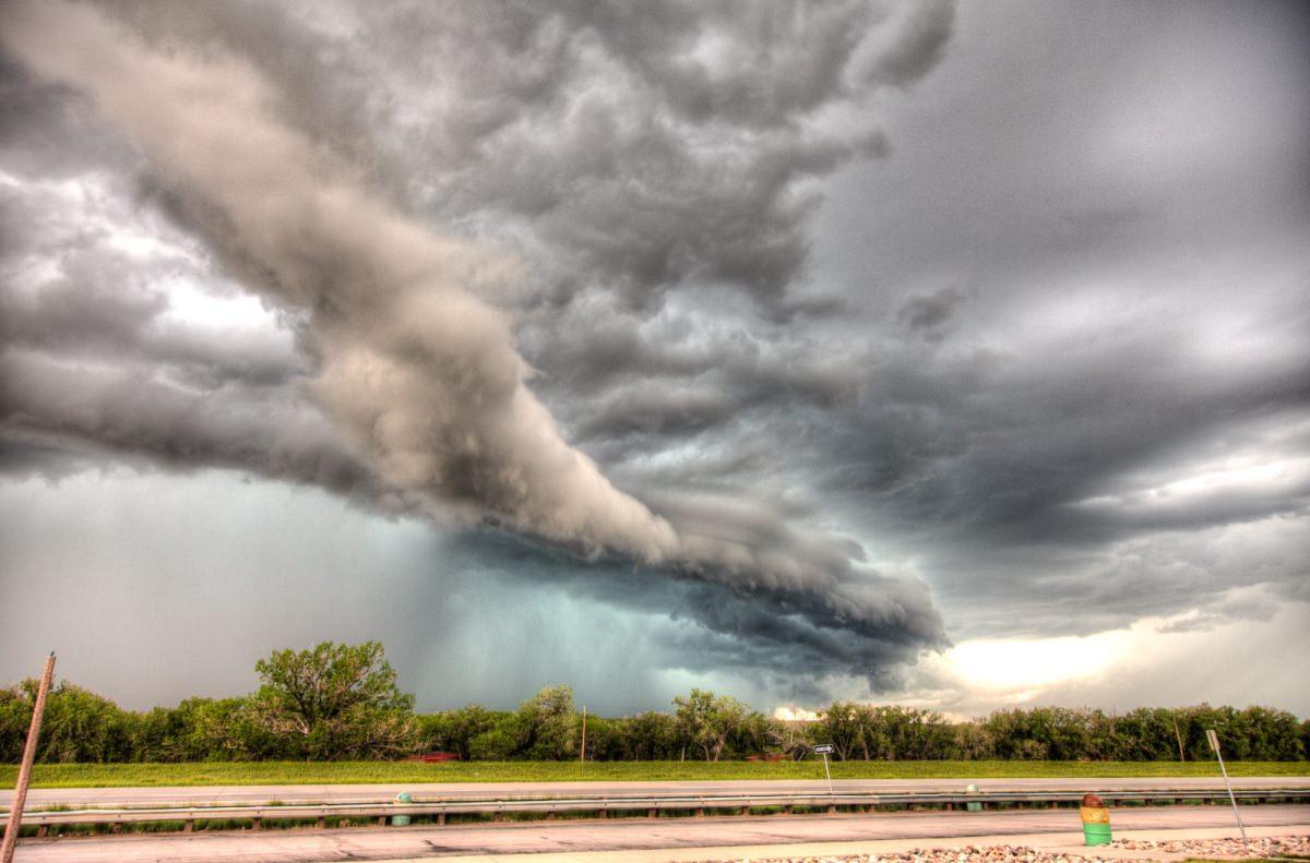 Colorado Thunder Storm