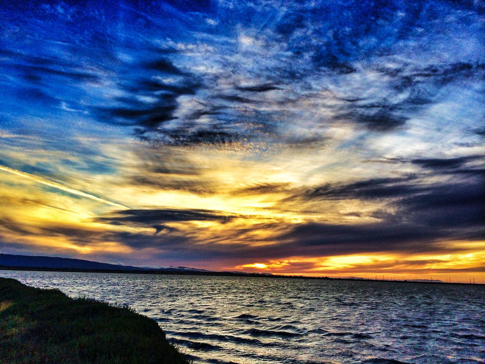 SF Bay Sunset
