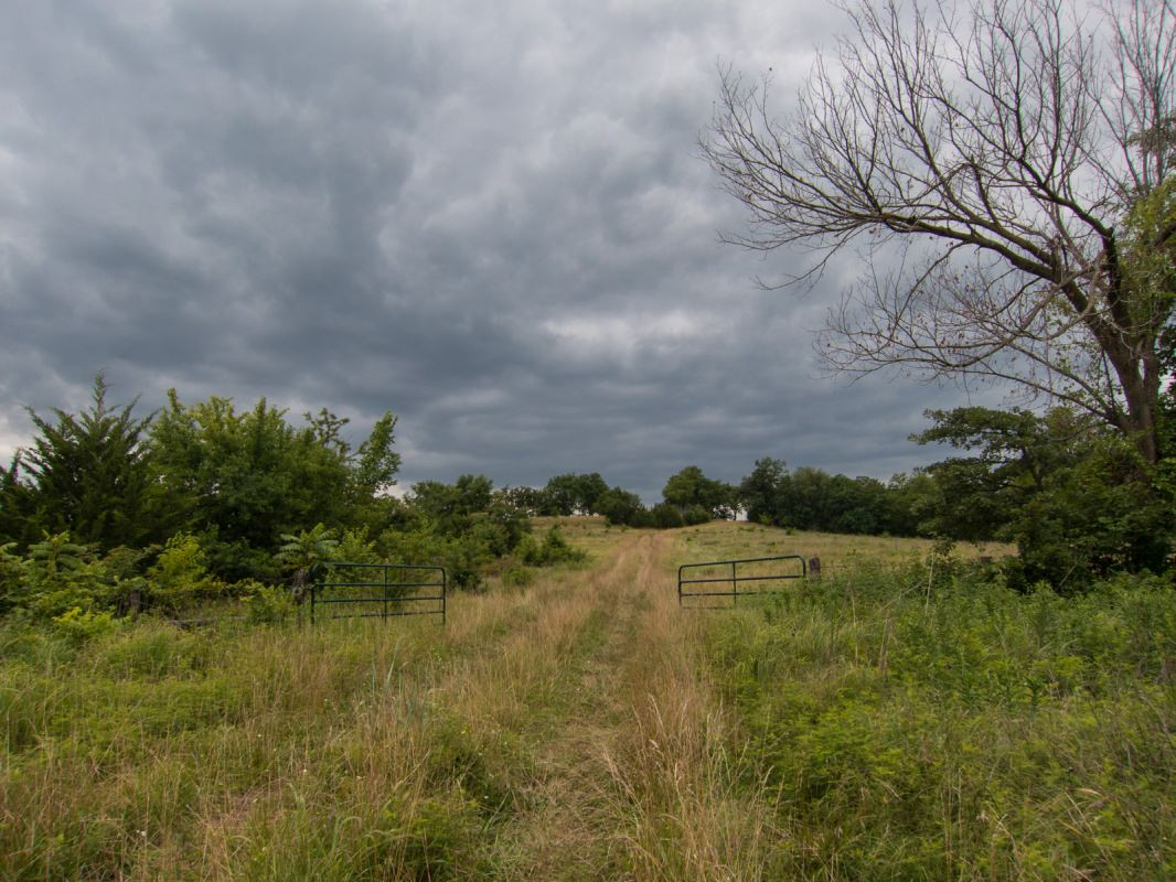 Prairie Spirit Trail, Pastoral View