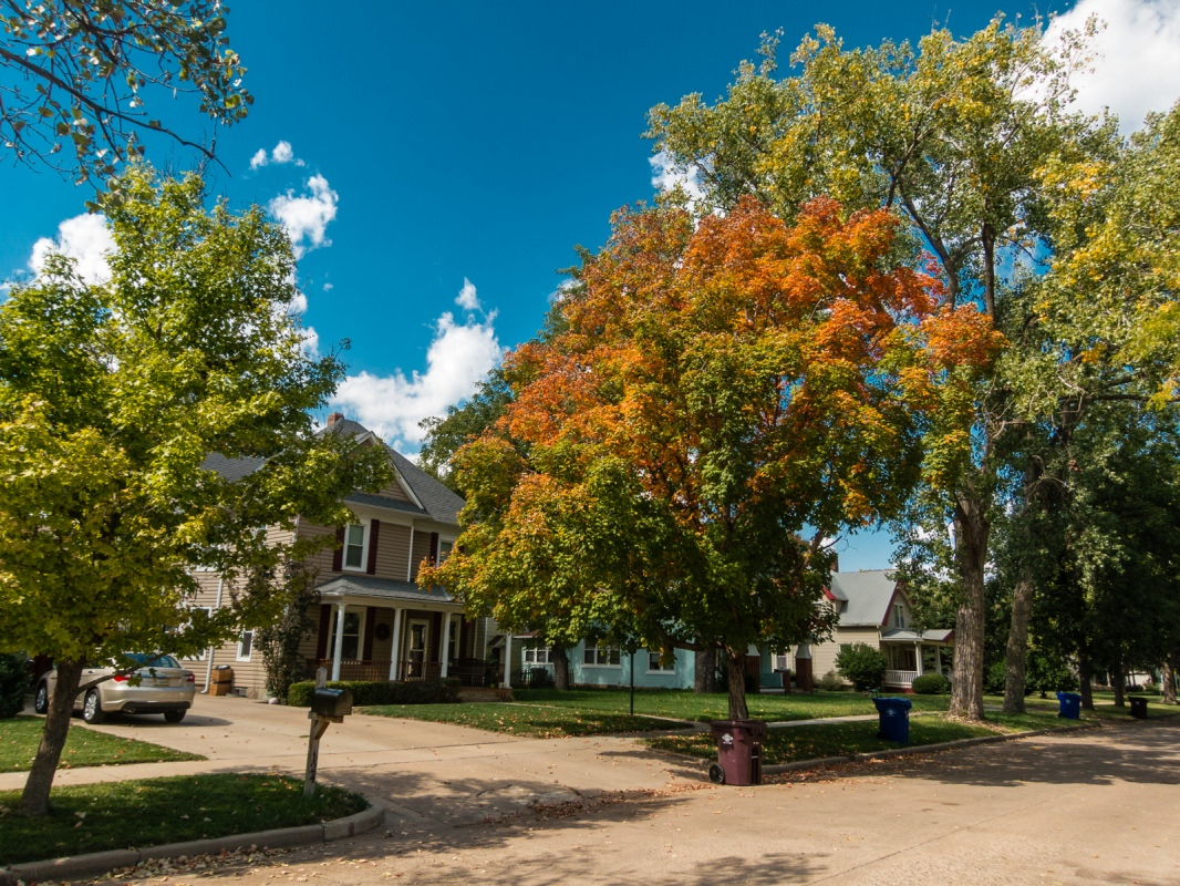 Early Color in Lindsborg