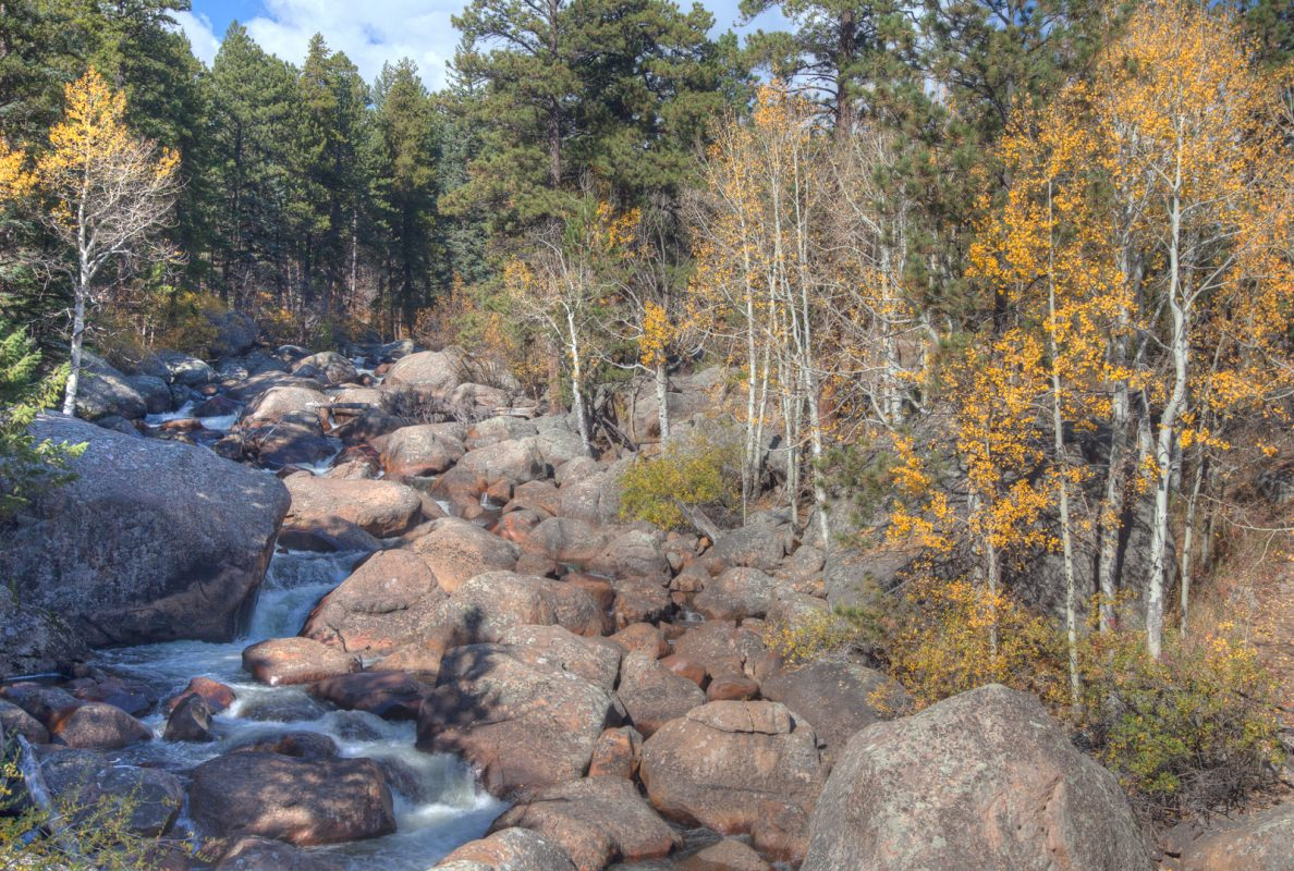Colorado Mt Stream