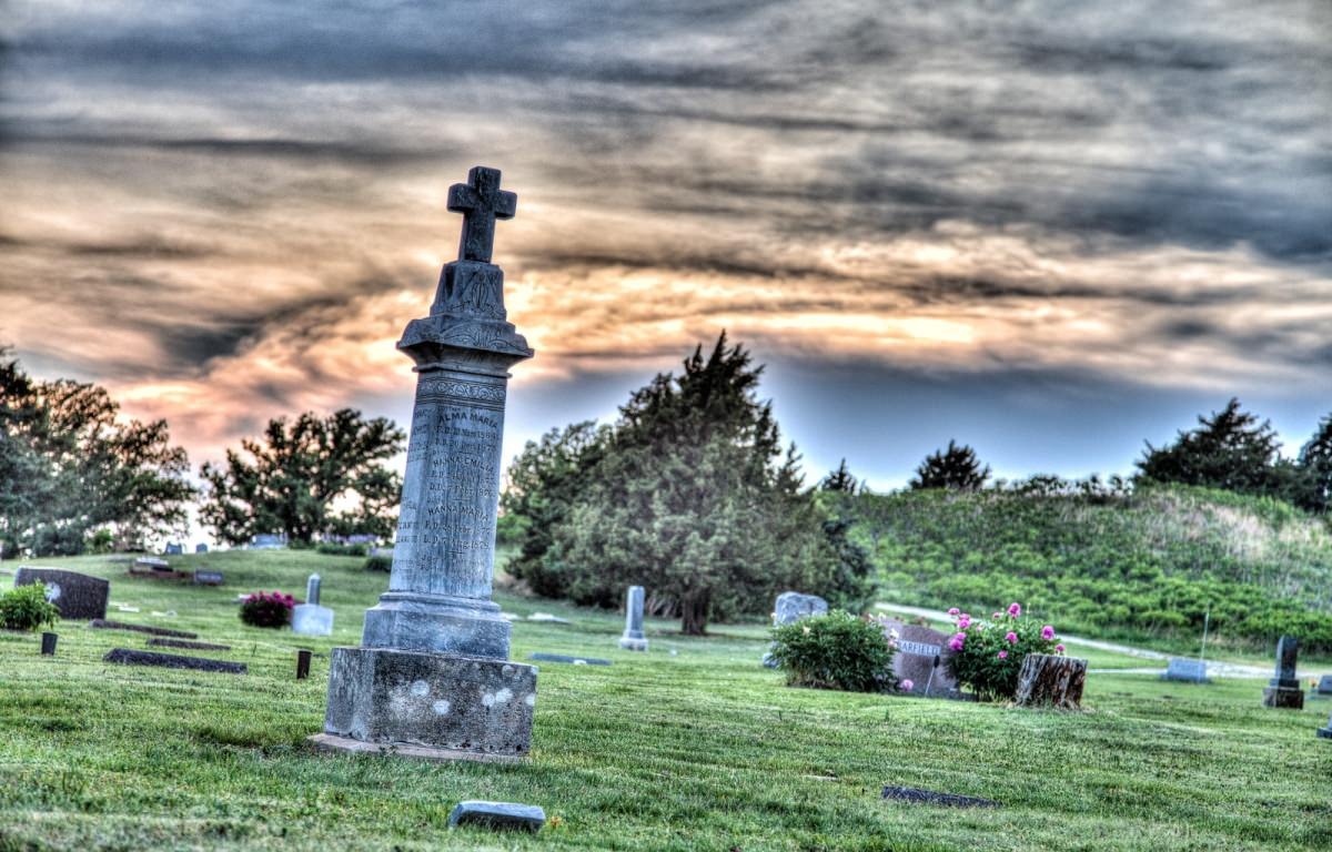 2014 Favorites: Smoky Hill Cemetery