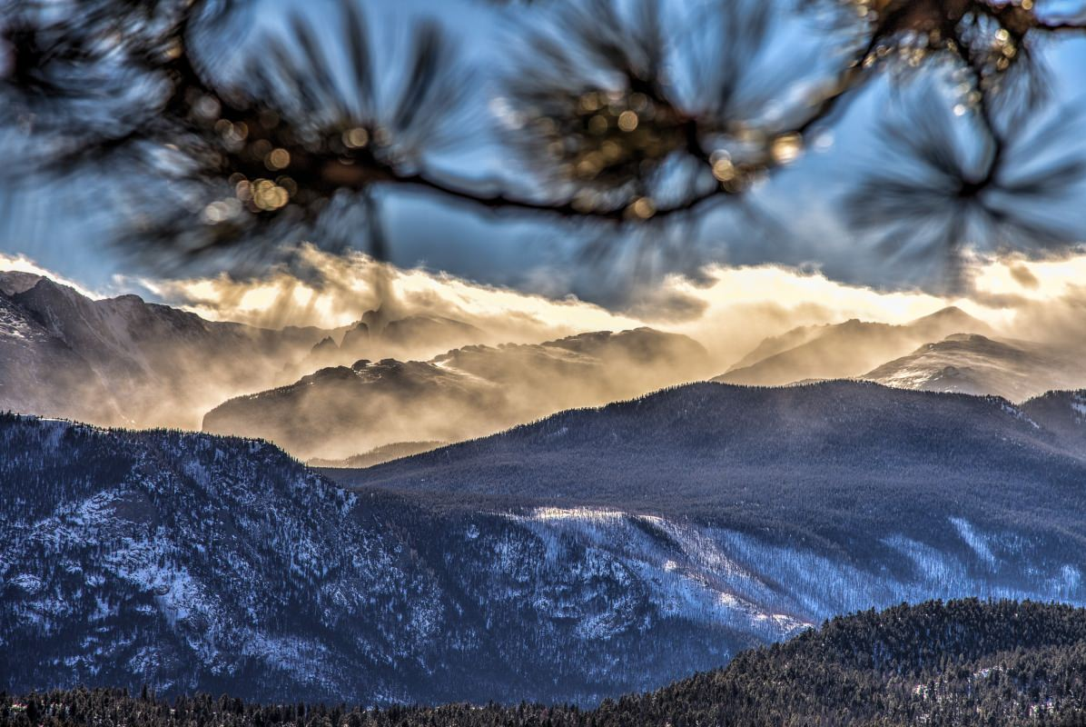 Boulder / Estes Jan 2016