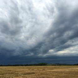 Summer Storm near Lindsborg