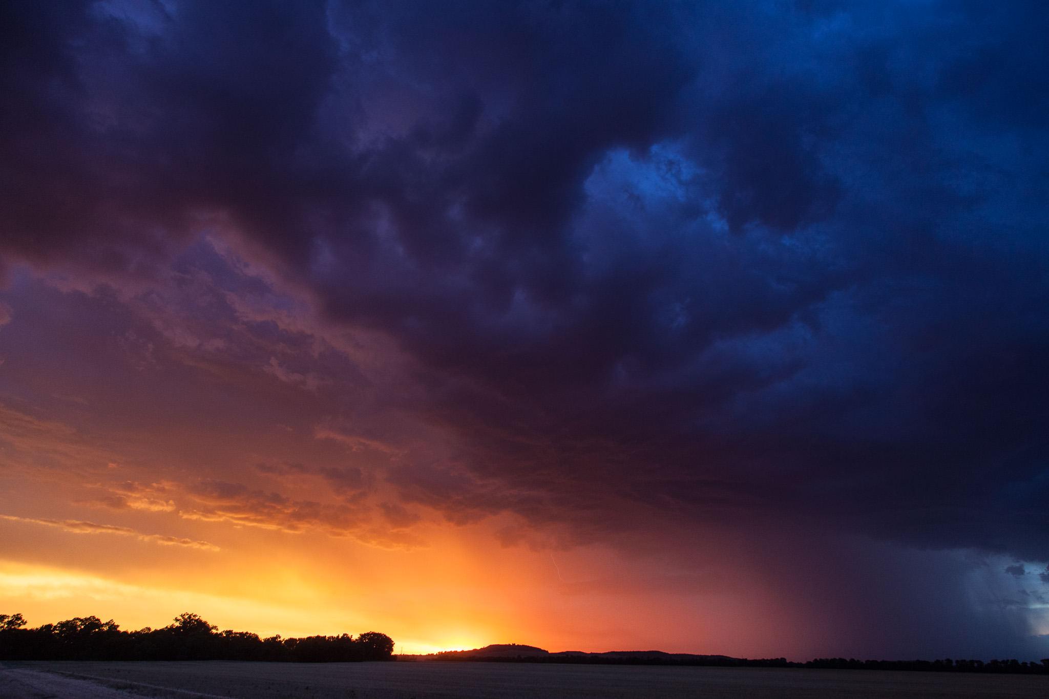 Another Kansas Sunset