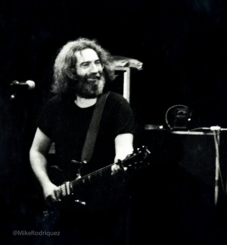 Jerry Garcia, 1980