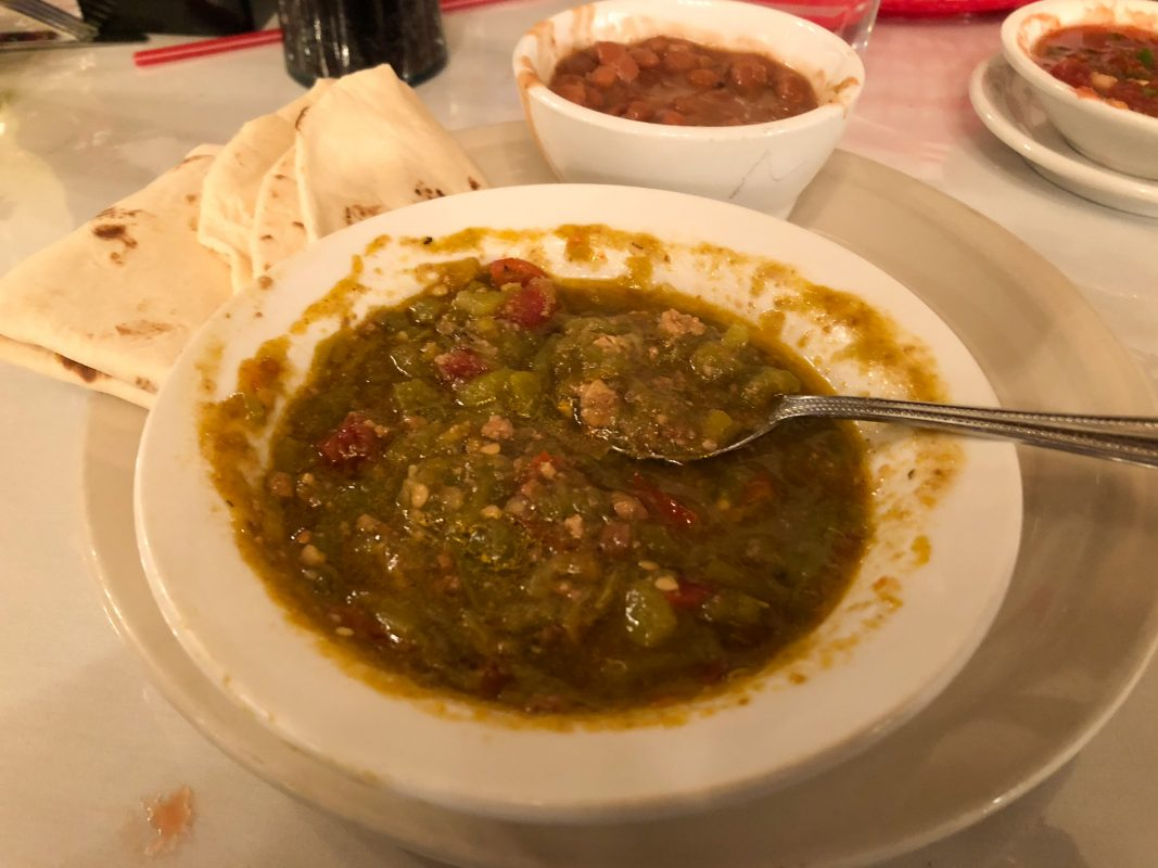 el Rancho Green Chili
