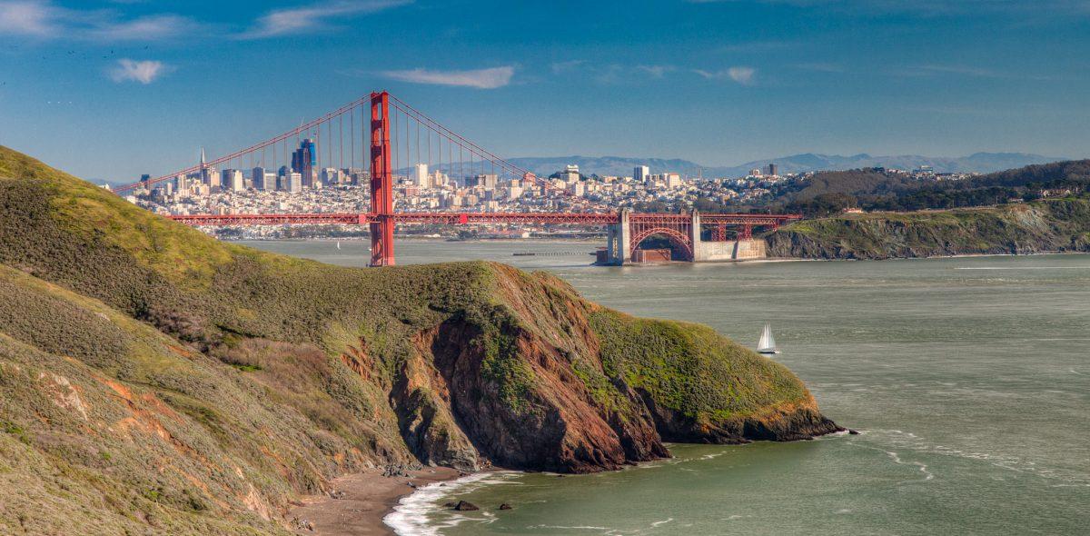 2017 Favorites: Golden Gate View