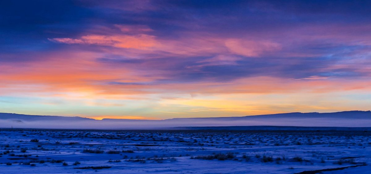 2017 Favorites: Utah Sunrise