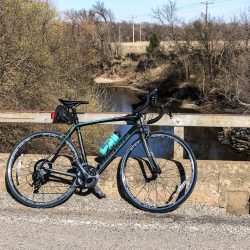 Bike at the River