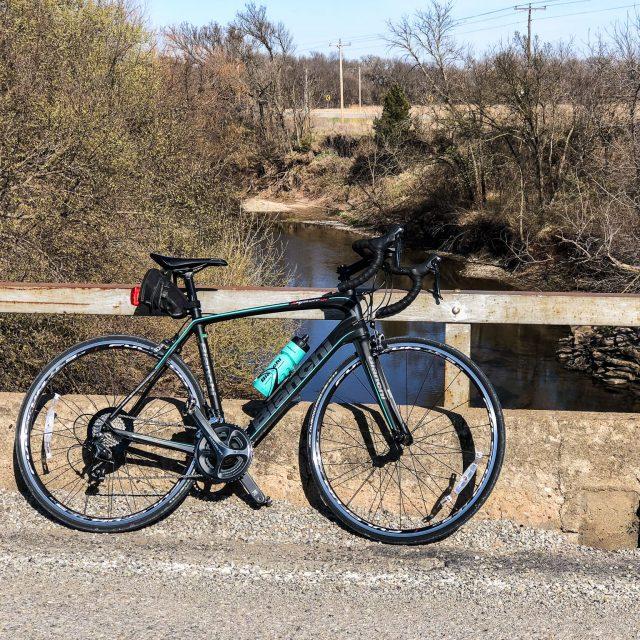 Bike at the River
