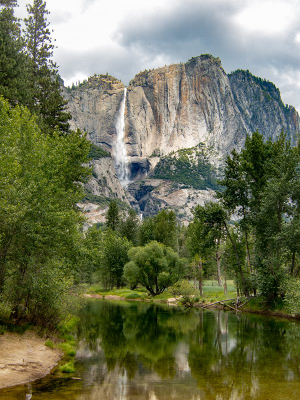 7 Years Cycling: Yosemite Valley