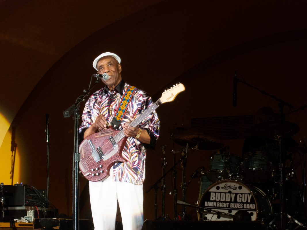 Buddy Guy, Cotillion Ballroom