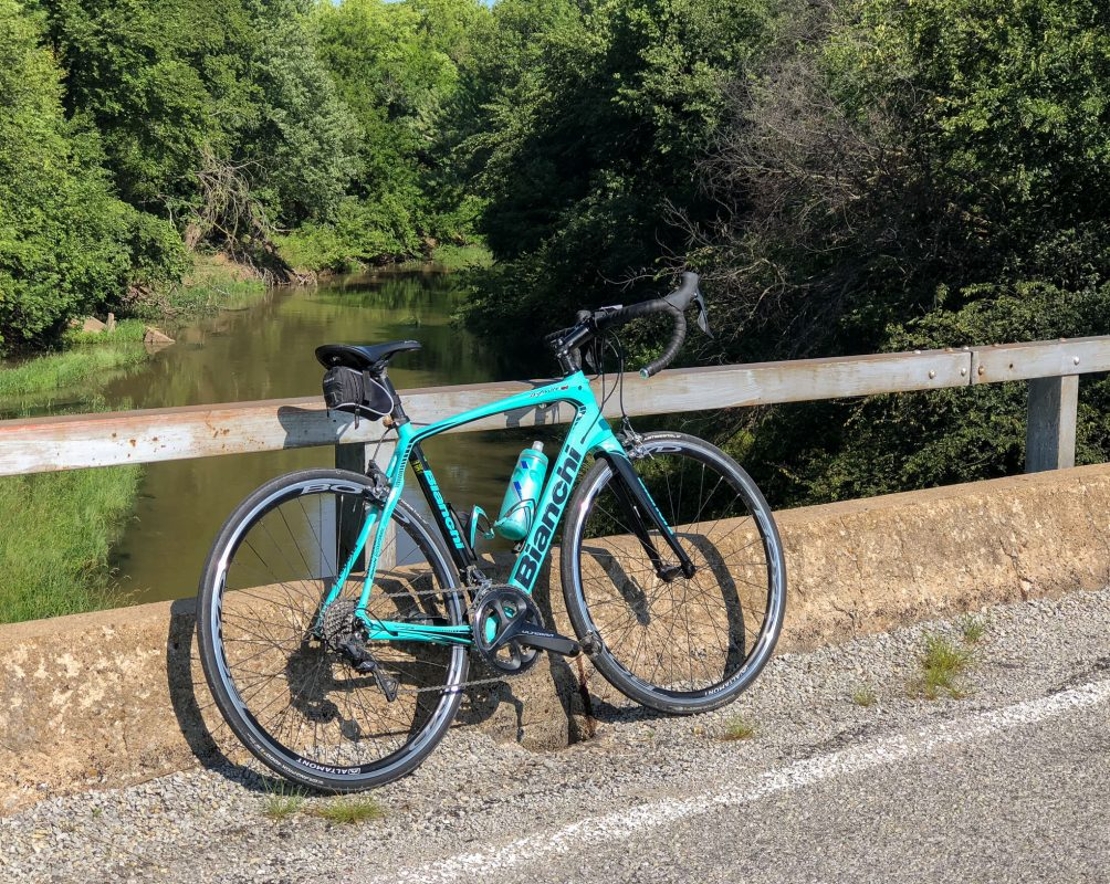 Bianchi on the Bridge