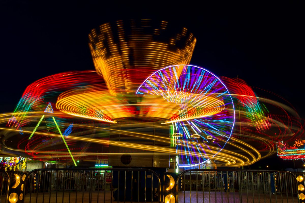 Kansas State Fair Timelapse - 2011