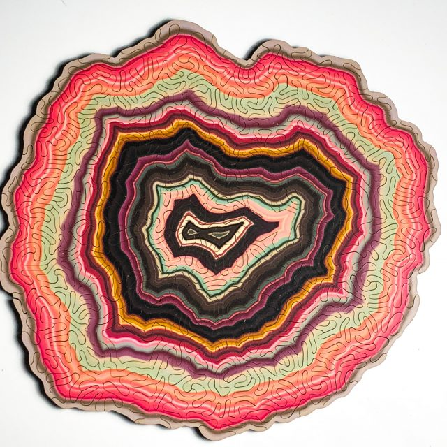 Geode Puzzle - Finished!