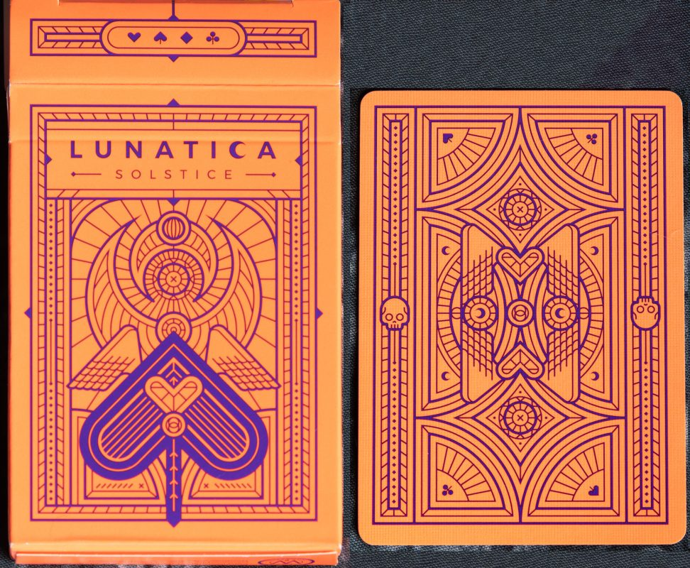 Lunatica Solstice: Box and Back