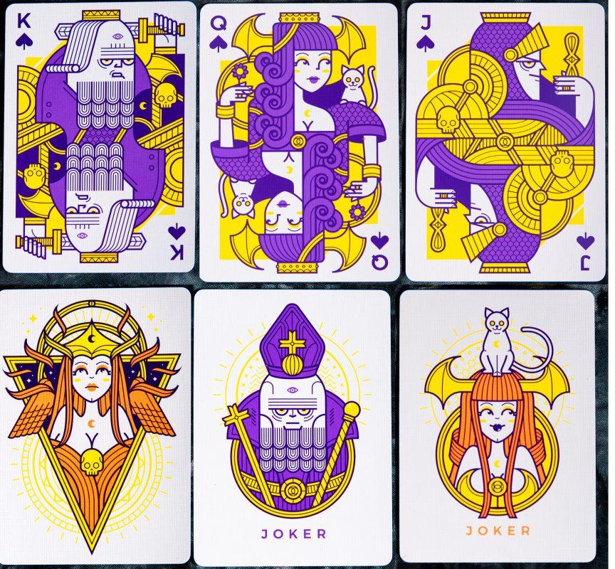 Lunatica Solstice: Royals and Jokers