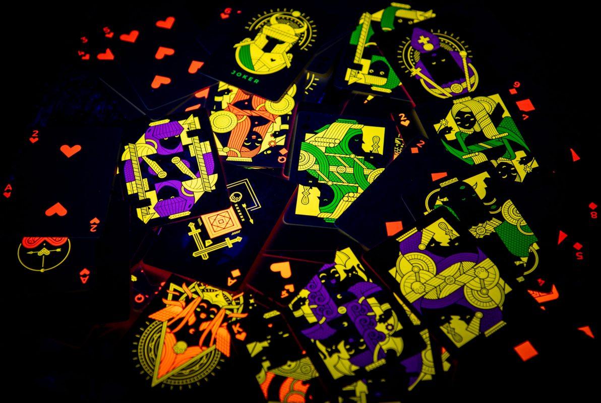 Lunatica Solstice: Fluorescent!