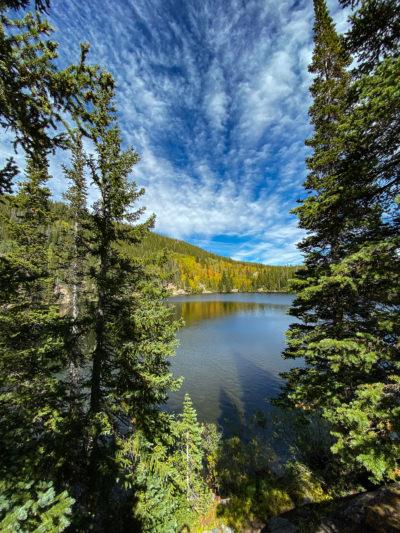 Bear Lake in the Fall
