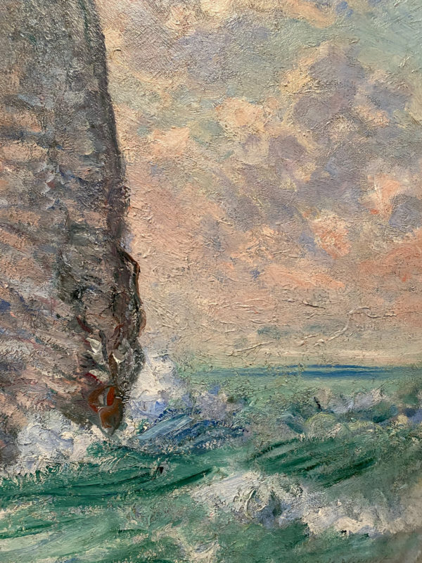 Crashing Waves (detail)