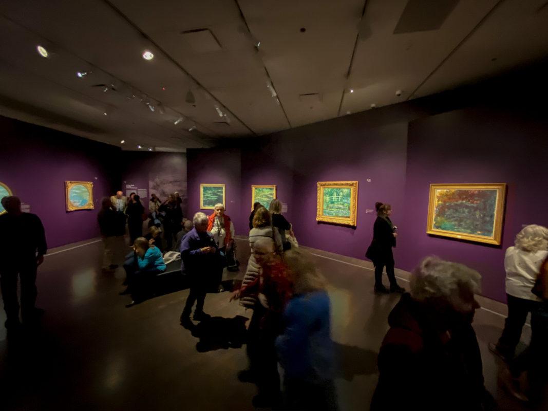 Monet at the D.A.M.