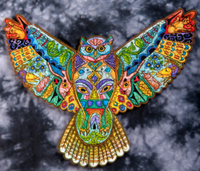 Great Horned Owl Jigsaw Puzzle