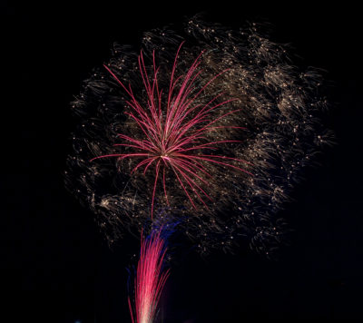 Memories of Fireworks Past
