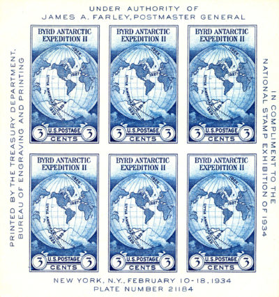 50 Years of Postmaster Special Stamps – Part One