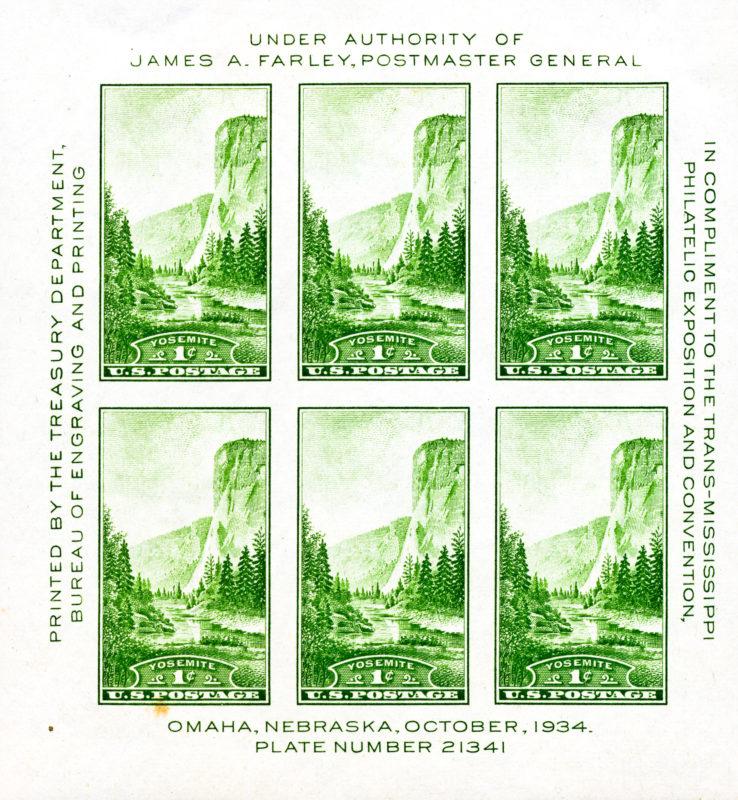 Farley - Yosemite - 1934