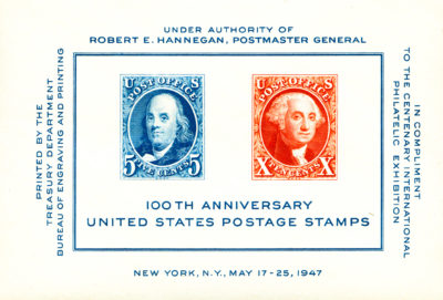 50 Years of Postmaster Special Stamps – Part Two